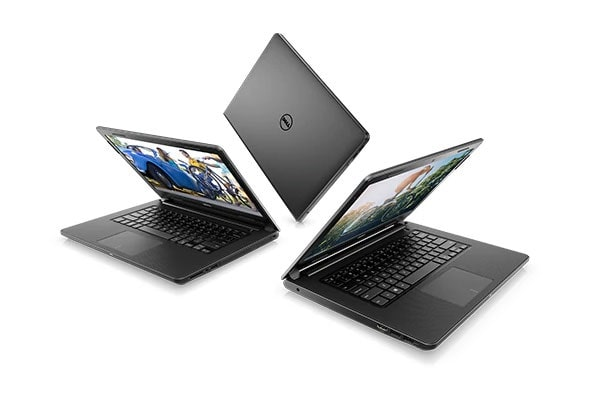 Laptop Dell Inspiron 3476 thiết kế nhỏ gọn