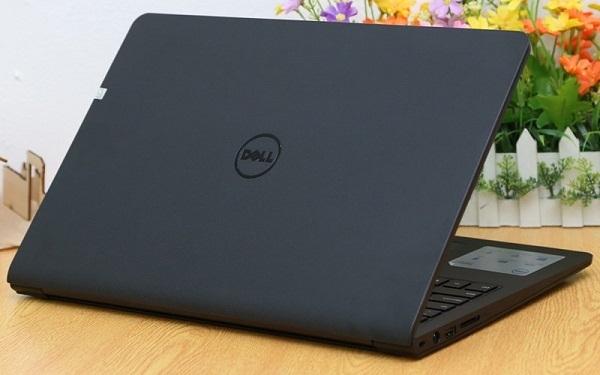 Thiết kế tinh tế và bền bỉ của laptop dell